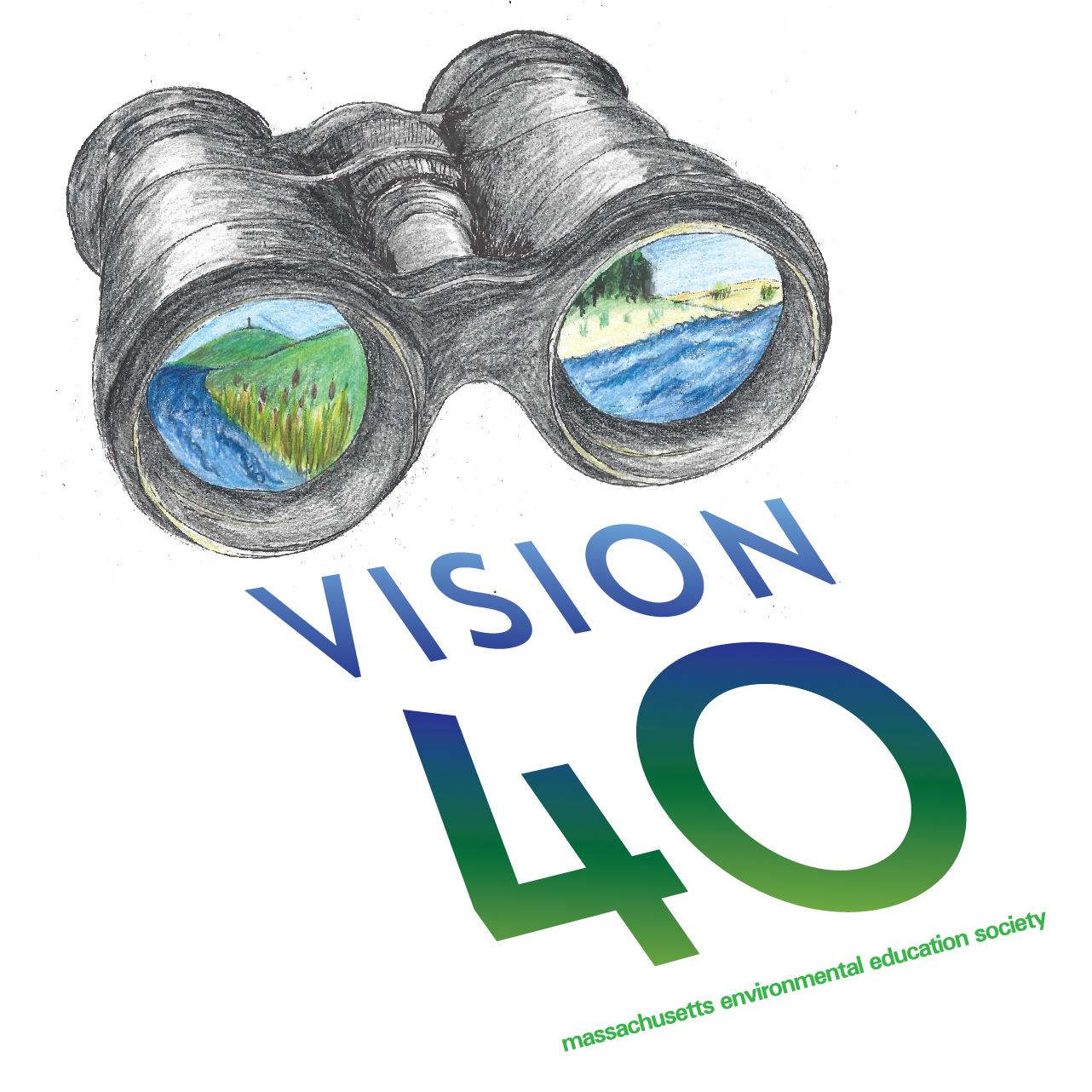 Vision40 Logo Square