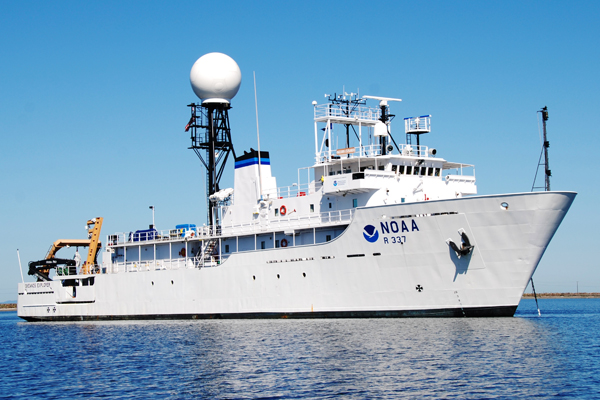 Exploring The Deep Ocean With NOAA Fall 2017
