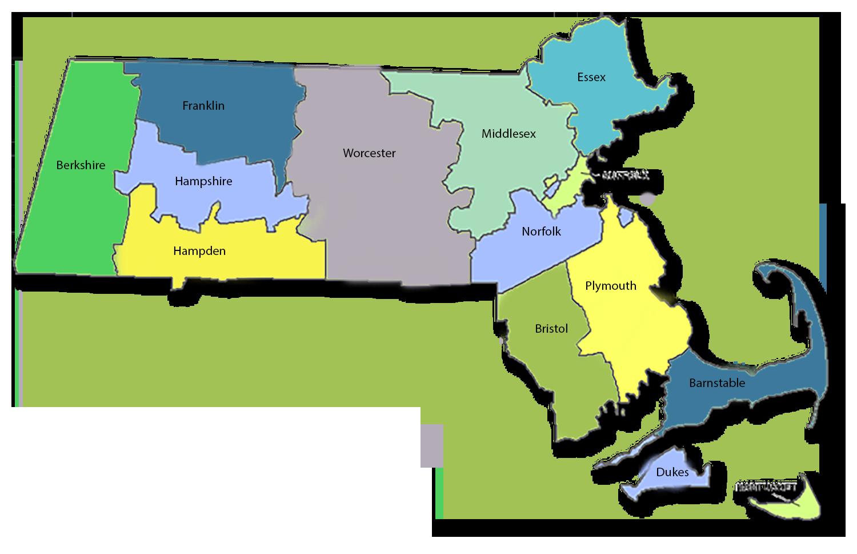 MA Counties
