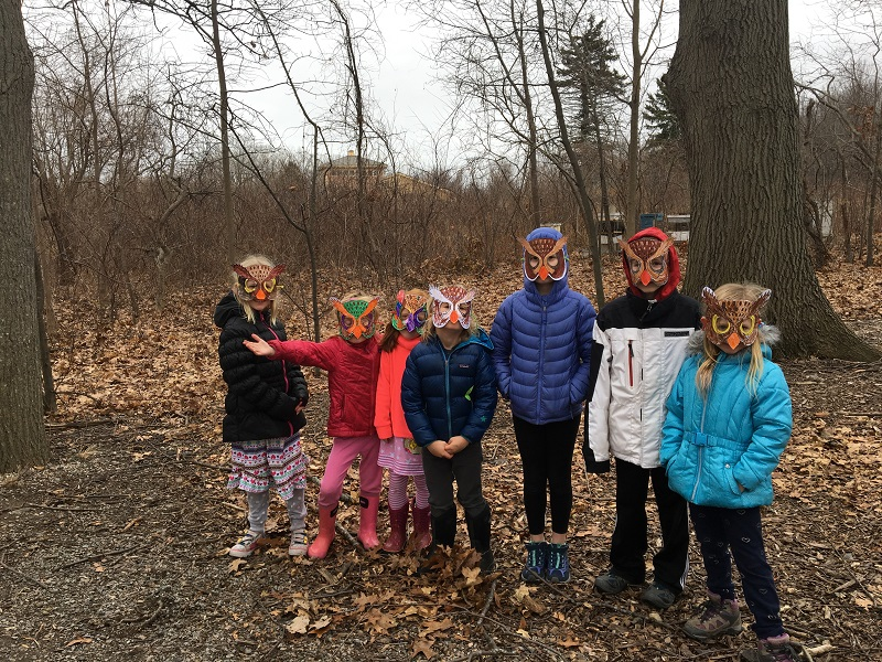 Nature Homeschool At The BNC