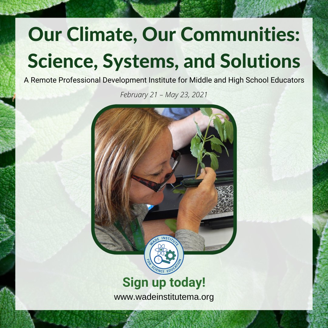Our Climate, Our Communities: Science, Systems, And Solutions
