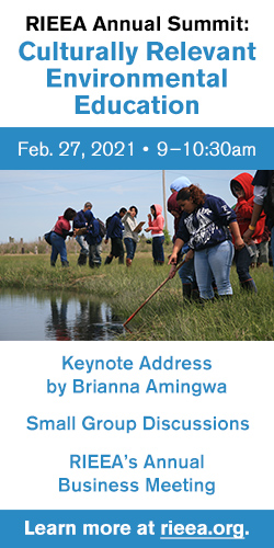 Join RI For Our Summit: Culturally Relevant Environmental Education